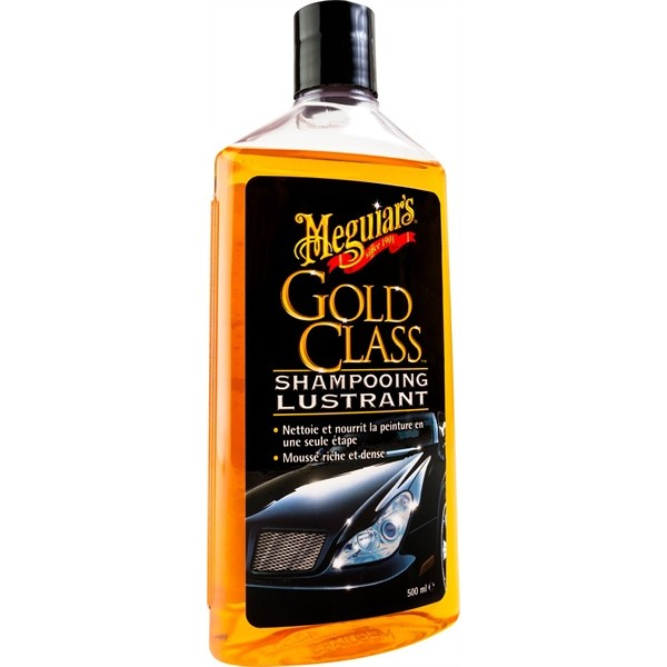 shampoing gold class 500ml meguiar 39 s aquacars. Black Bedroom Furniture Sets. Home Design Ideas