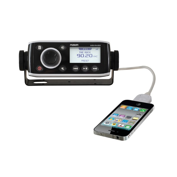 autoradio marine st r o 2x40w compatible iphone ipod aquacars. Black Bedroom Furniture Sets. Home Design Ideas