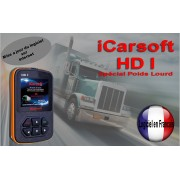 Systeme de diagnostic Icarsoft Heavy Duty HDI Poids Lourd