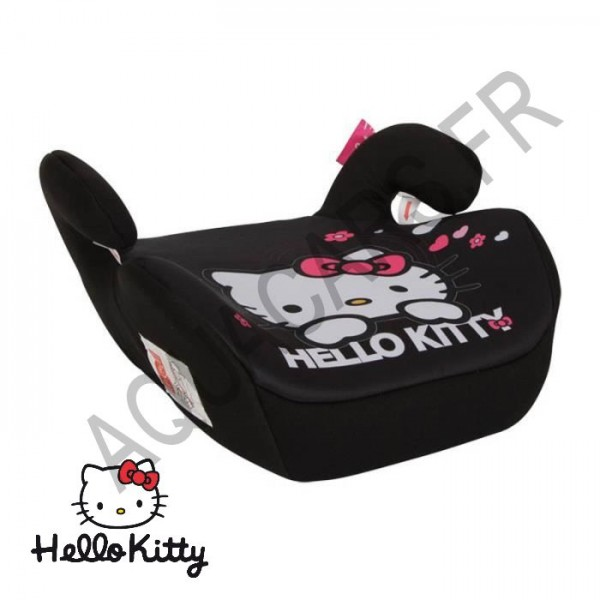 R hausseur auto 15kg 36kg hello kitty aquacars for Rehausseur 15 kg