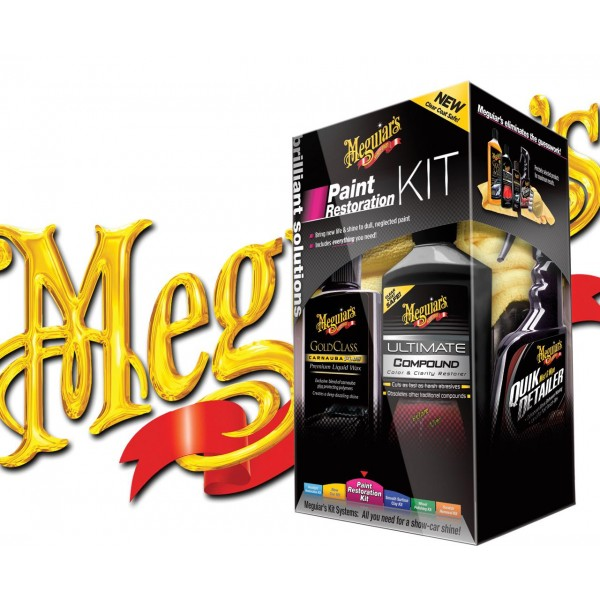 kit de renovation peinture paint restoration kit meguiar 39 s aquacars. Black Bedroom Furniture Sets. Home Design Ideas